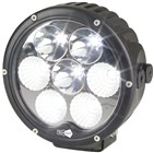6300 Lumen 6.5 Inch Solid LED Driving Light