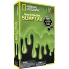 Science Kit - Glow in the dark green slime
