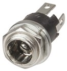 2.1mm Bulkhead Male DC Power Connector