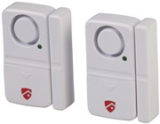 Window & Door Entry Alarm - Twin Pack