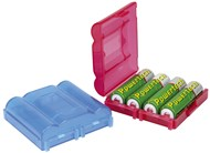 4 x AA Battery Container - Pack of 2