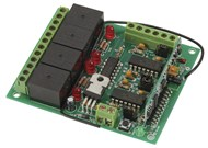 4 Channel RC Relay Board