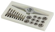 31 Piece Mini Tap & Die Set