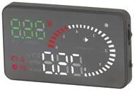 OBDII Speedometer and Heads Up Display