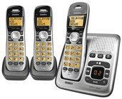 Uniden 3 Handset Cordless Telephone with Answering Machine