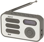 Portable DAB+ and FM Radio