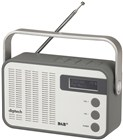 DAB+ and FM Radio with Bluetooth® Technology
