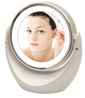 Dual Sided Magnifying Makeup Mirror