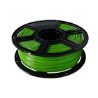 1.75mm Green Flashforge PLA Filament 1Kg Roll