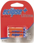 Two Pack 1.5V Eclipse+ AA Lithium Batteries