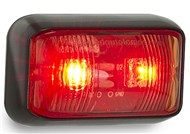 Vehicle Clearance Lights - Red