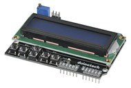 Arduino Compatible 2 X 16 LCD Controller Module