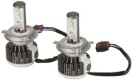 Headlamp kits with luxeon Z ES LEDs