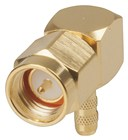 SMA Line Plug - Right Angle