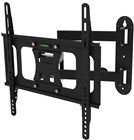 "23-55"" LCD Monitor Wall Mount Bracket with 180 degree Swivel"