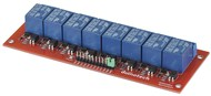 Arduino Compatible 8 Channel Relay Board