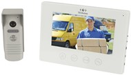 "7"" LCD Wired Video Doorphone"