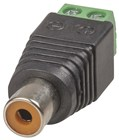 RCA Socket with Screw Terminals