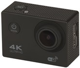 4K UHD Wi-Fi Action Camera with LCD