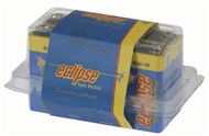 9v Alkaline Eclipse Battery 6 Pack