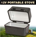 12 Volt Large Portable Stove