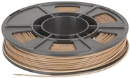 1.75mm Wood Finish 3D Printer Filament 250g Roll