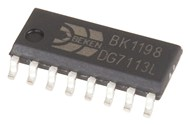 SMD IC BK1198 Radio Receiver