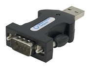 RS-232 DB9M to USB Converter