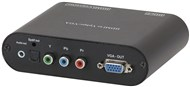 2 x HDMI to VGA/Component & Analogue/Digital Audio Converter