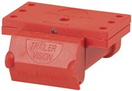 50A Red Chassis Mount Anderson Adaptors