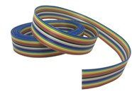 3 Metre Multi-colour Flat Cable for TL4020