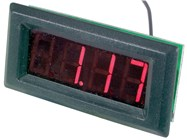 LED 3.5 Digit Panel Meter - Low Cost