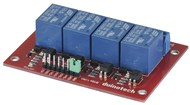 Arduino Compatible 4 Channel 12V Relay Module