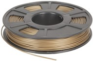 1.75mm Gold Finish 3D Printer Filament 250g Roll
