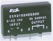 3-32VDC Solid State 240VAC @ 3A Relay