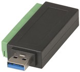 USB 3.0 Type-A Plug to 10-Way Screw Terminal Header Adaptor