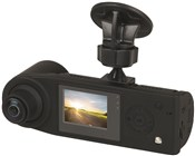 360 Deg Dual 1080p Dash Camera with 1.5 Inch LCD Screen