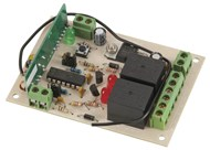 12 Volt Two Way Remote Control Relay Controller Board