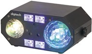 5-In-1 Ball, Waterwave, Laser, UV and Strobe Party Light