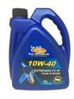 Outboard 4 Stroke Oil, 4 Litres