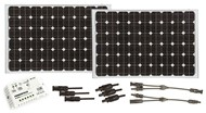 340W Premium Recreational Solar Package