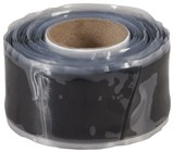 Black Self-Fusing Silicon Tape 25mm x 3m
