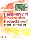 Raspberry Pi Projects for Evil Genius