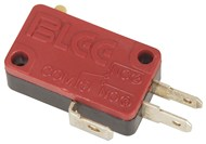 SPDT 250VAC 5A Micro Switch