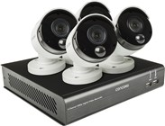 Concord 4 Channel HD DVR Package - 4x1080p Cameras