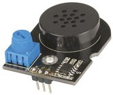 Audio Amplifier Module with Speaker for Arduino