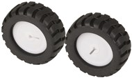 Duinotech Micro Wheels Tyres - Sold as a Pair