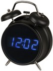 LED Alarm Clock with FM Radio