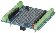 Duinotech Screw Terminal Shield for Arduino UNO