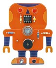 Build a Robot with Touch Sensitive LEDs and Buzzer - Learn to Solder Kit